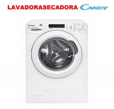 Lavadora y secadora Candy