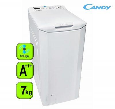 Lavadora Candy carga superior