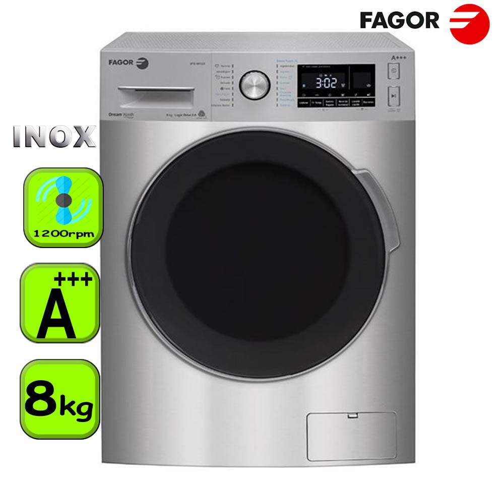 lavadoras inox