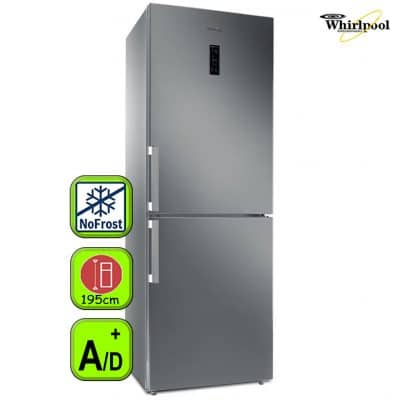frigorífico alta gama inox